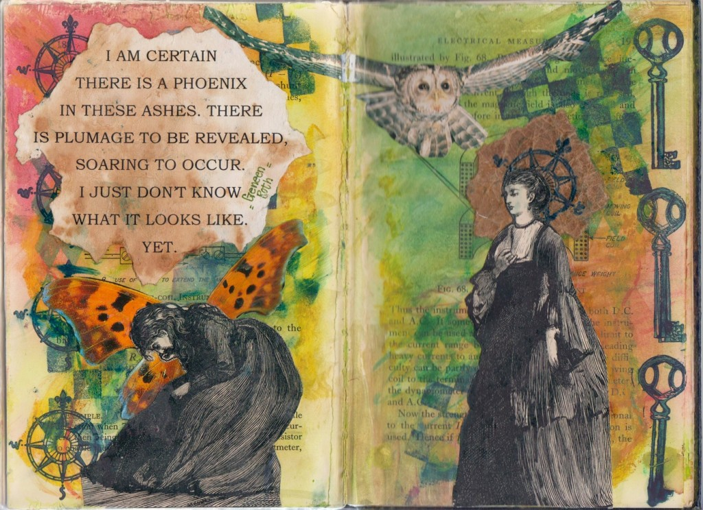 Geneen Roth, phoenix, hope