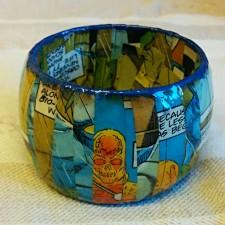 comic book bracelet