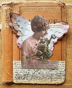 vintage paper ephemera