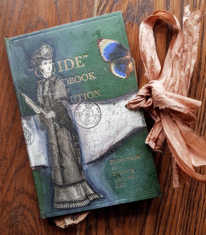 Vintage Altered Book
