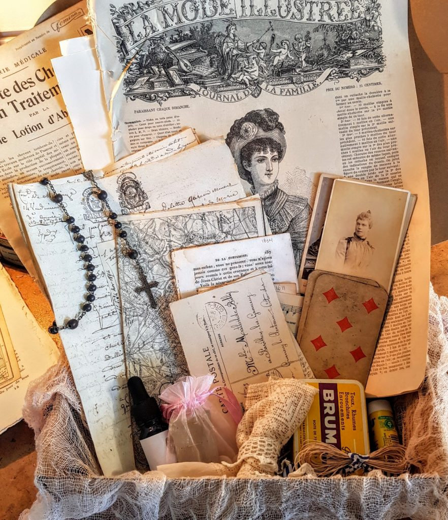 Vintage French Brocante